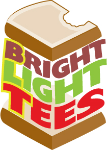 Logo Design by IconicDesign - Entry No. 33 in the Logo Design Contest BLT Sandwich Logo - Bread, with stacked words as filling.