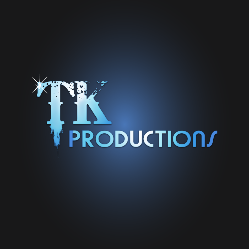 Logo Design by moonflower - Entry No. 122 in the Logo Design Contest TKProductions Logo Re-Vamp.