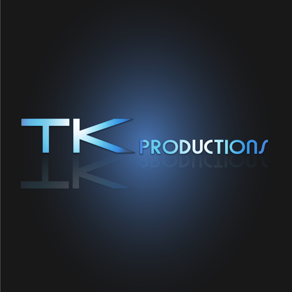 Logo Design by moonflower - Entry No. 123 in the Logo Design Contest TKProductions Logo Re-Vamp.
