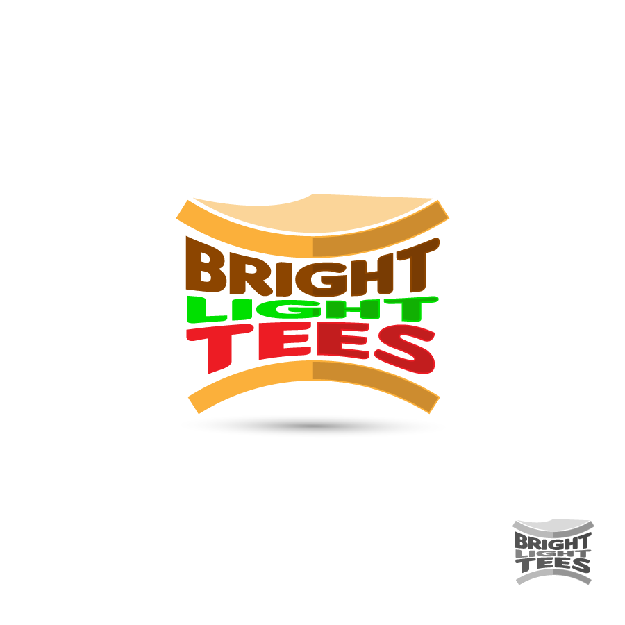 Logo Design by zesthar - Entry No. 34 in the Logo Design Contest BLT Sandwich Logo - Bread, with stacked words as filling.