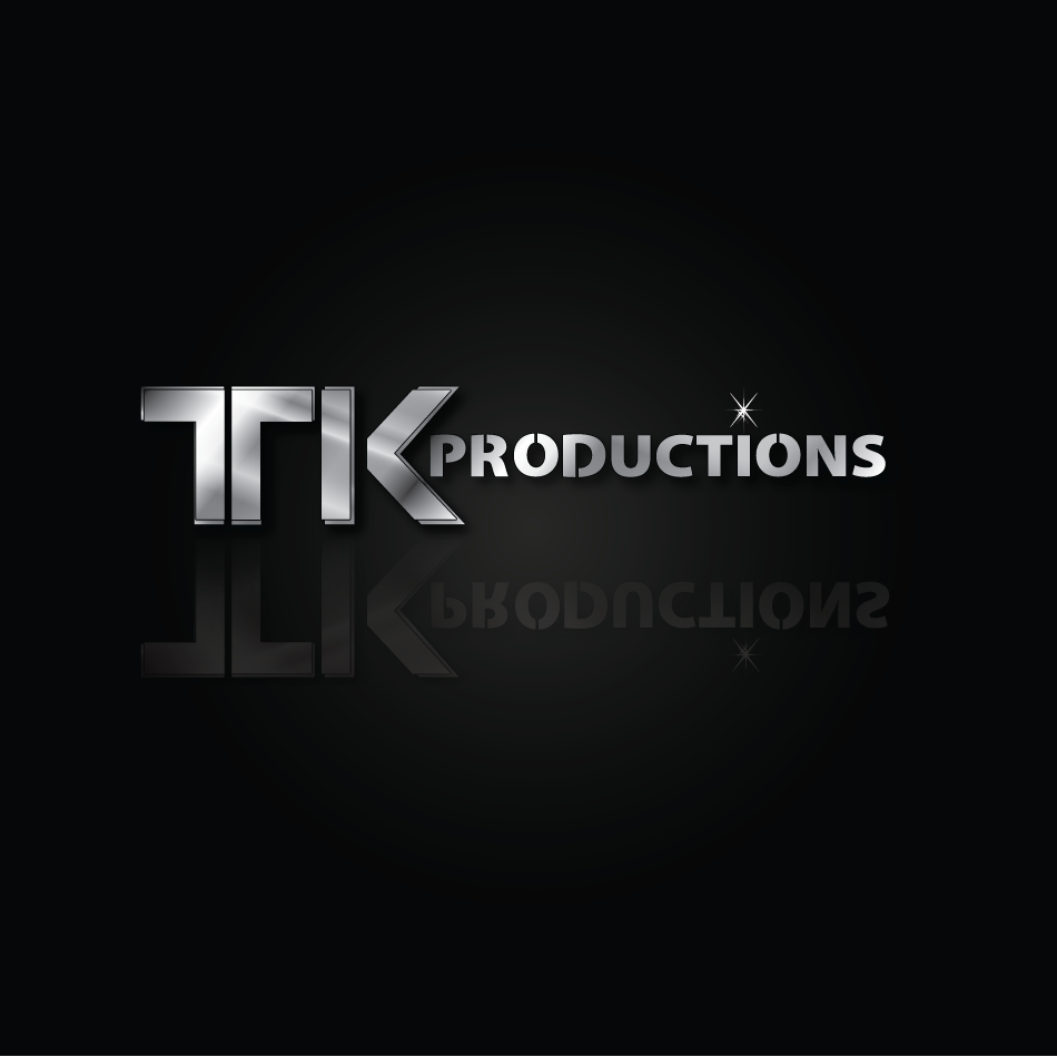 Logo Design by moonflower - Entry No. 126 in the Logo Design Contest TKProductions Logo Re-Vamp.