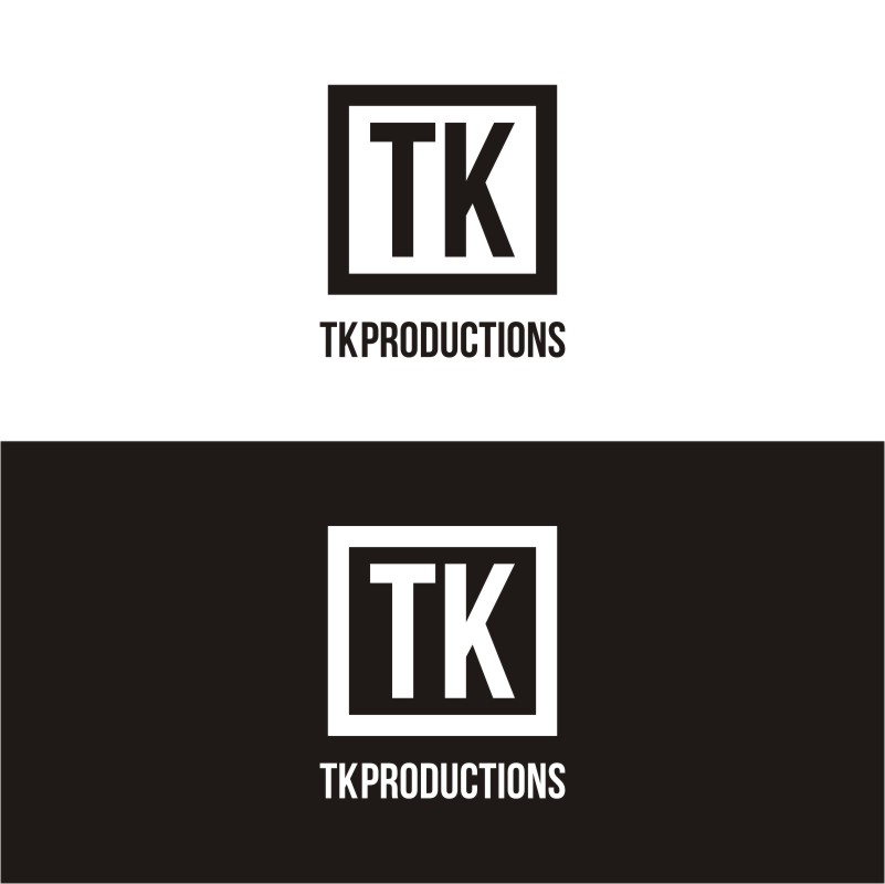 Logo Design by Private User - Entry No. 130 in the Logo Design Contest TKProductions Logo Re-Vamp.