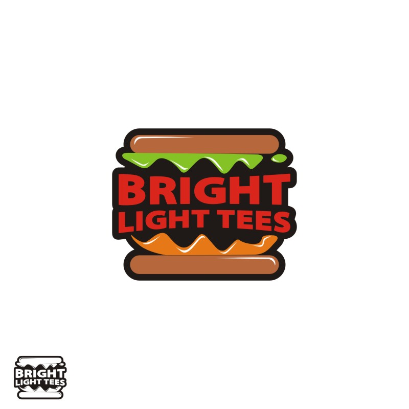 Logo Design by Private User - Entry No. 36 in the Logo Design Contest BLT Sandwich Logo - Bread, with stacked words as filling.