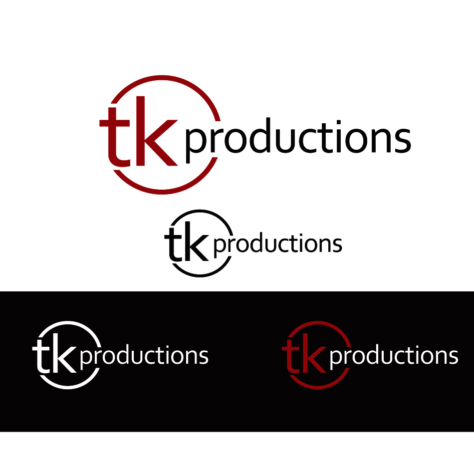 Logo Design by keekee360 - Entry No. 135 in the Logo Design Contest TKProductions Logo Re-Vamp.