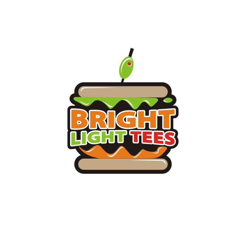 Logo Design by Private User - Entry No. 51 in the Logo Design Contest BLT Sandwich Logo - Bread, with stacked words as filling.