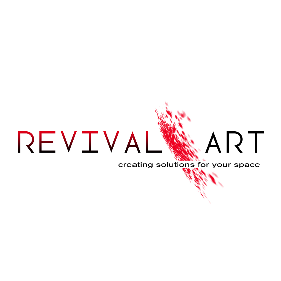 Logo Design by Renier  Bajala - Entry No. 158 in the Logo Design Contest Revival Art.