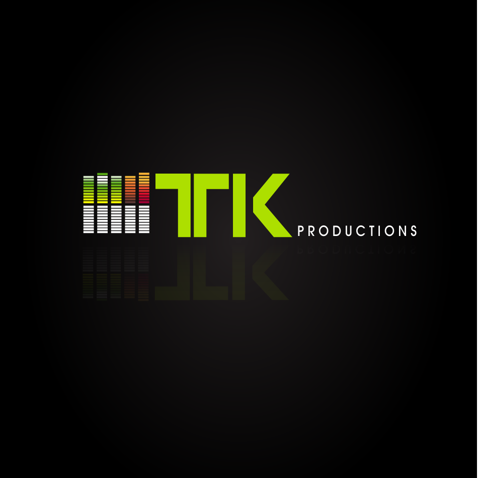 Logo Design by moonflower - Entry No. 139 in the Logo Design Contest TKProductions Logo Re-Vamp.