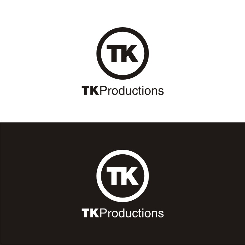Logo Design by Private User - Entry No. 140 in the Logo Design Contest TKProductions Logo Re-Vamp.