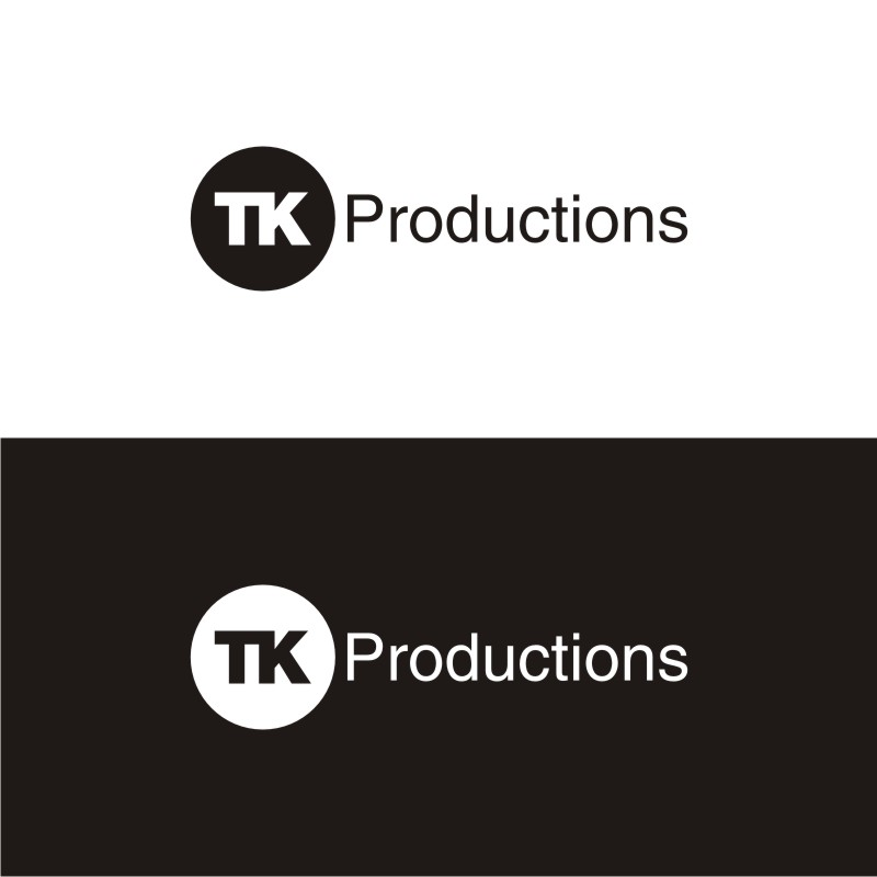 Logo Design by Private User - Entry No. 141 in the Logo Design Contest TKProductions Logo Re-Vamp.