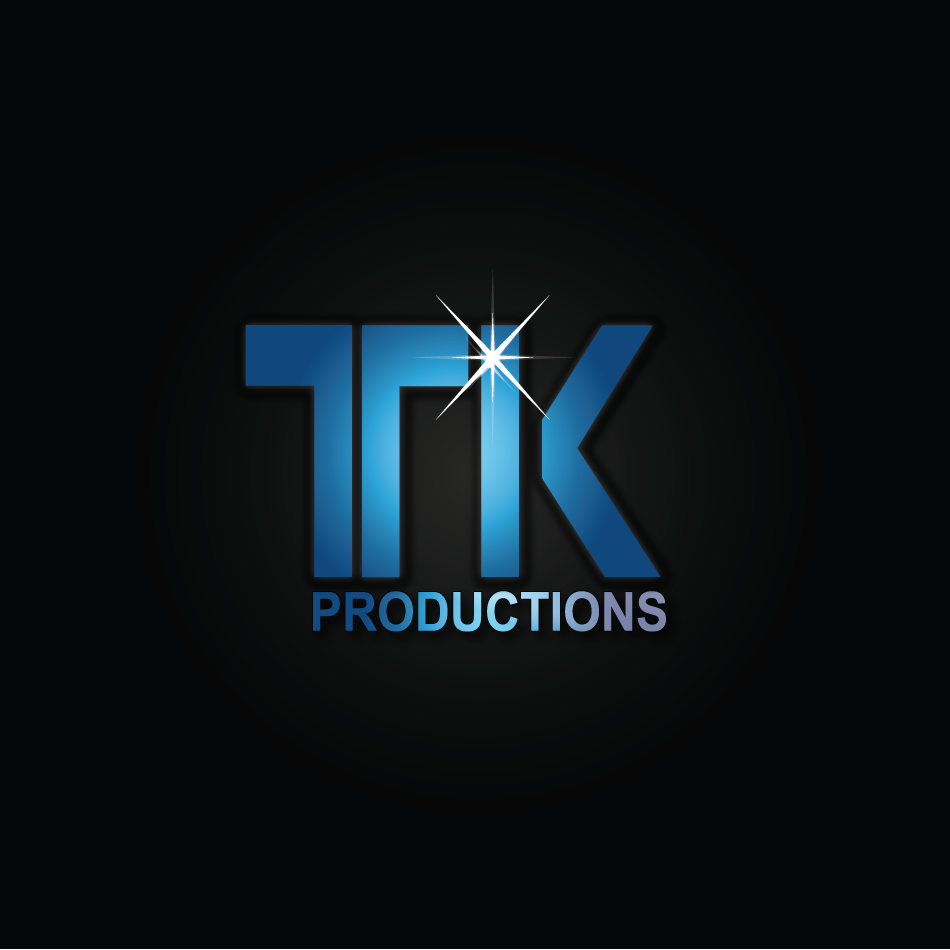 Logo Design by moonflower - Entry No. 142 in the Logo Design Contest TKProductions Logo Re-Vamp.