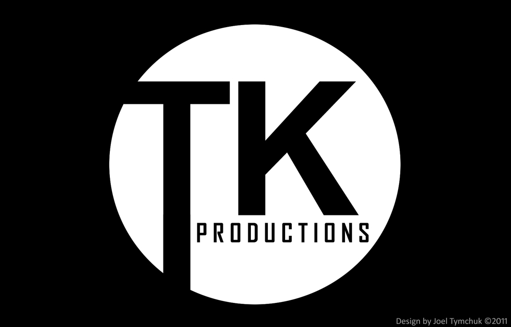 Logo Design by joel_81 - Entry No. 144 in the Logo Design Contest TKProductions Logo Re-Vamp.