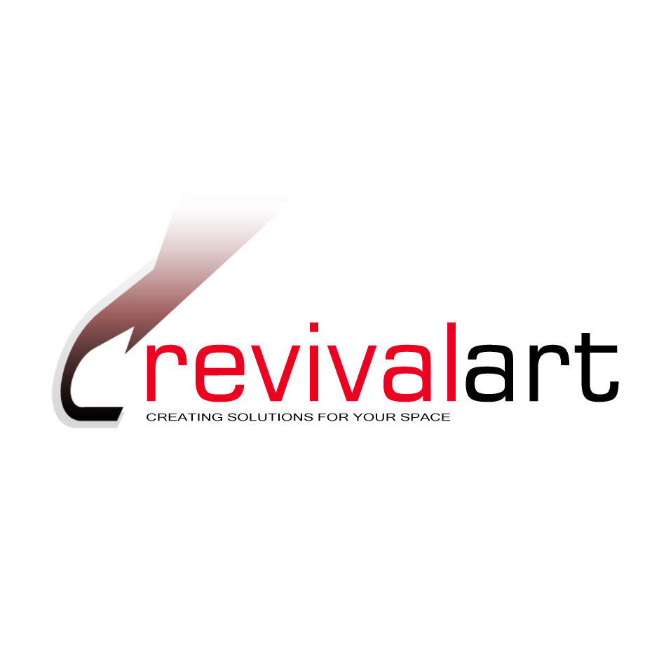 Logo Design by Renier  Bajala - Entry No. 159 in the Logo Design Contest Revival Art.