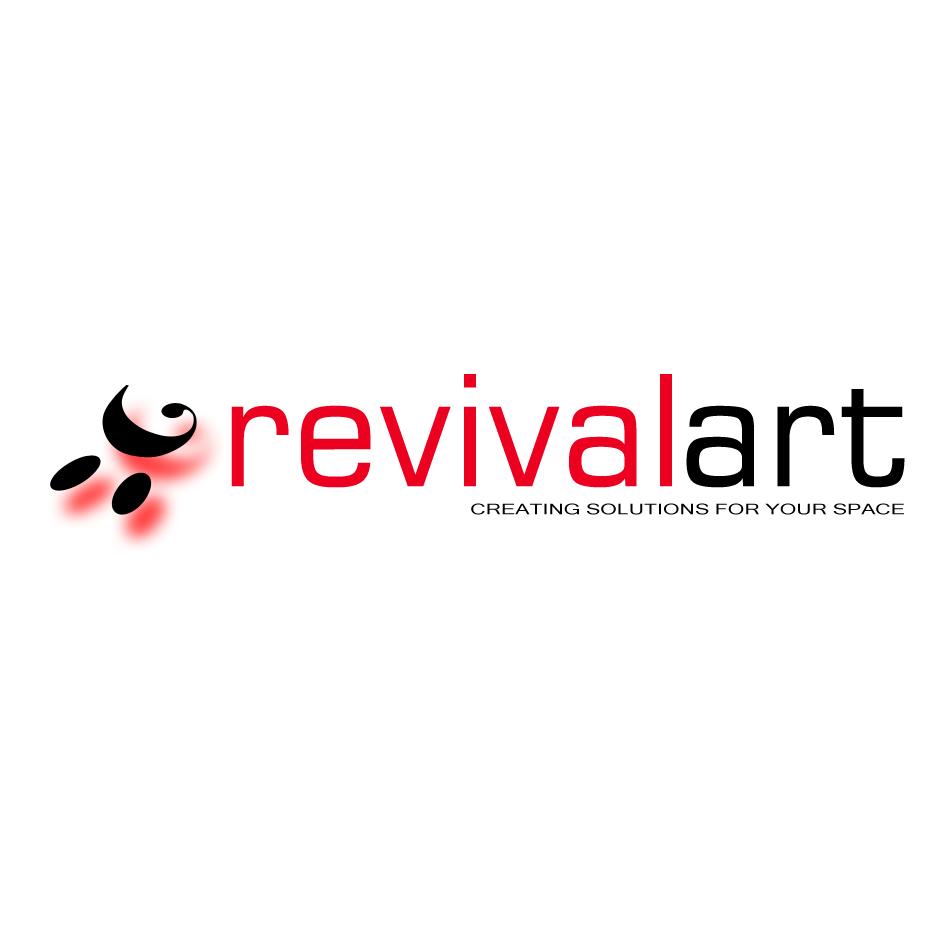Logo Design by Renier  Bajala - Entry No. 160 in the Logo Design Contest Revival Art.