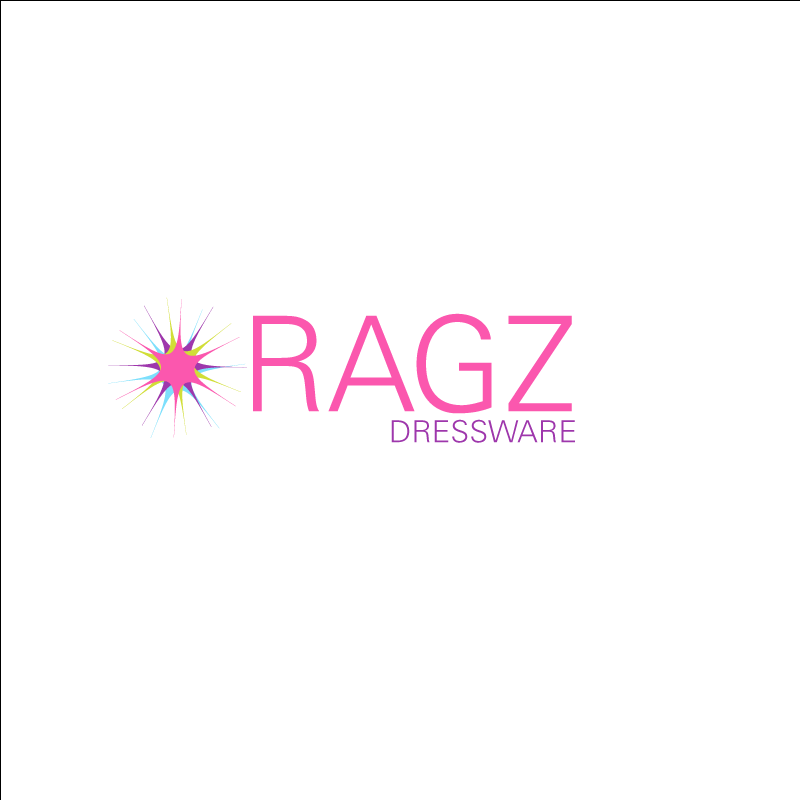 Logo Design by retrobou - Entry No. 123 in the Logo Design Contest Ragz Dressware.