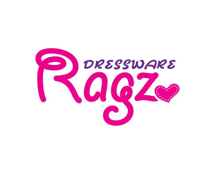 Logo Design by Gmars - Entry No. 124 in the Logo Design Contest Ragz Dressware.
