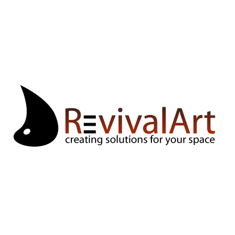Logo Design by Marzac2 - Entry No. 164 in the Logo Design Contest Revival Art.
