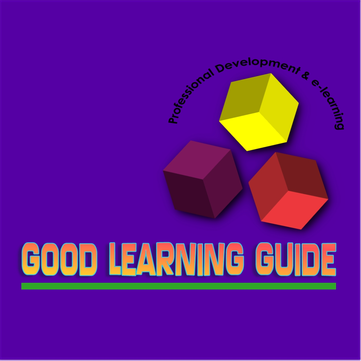 Logo Design by Joseph calunsag Cagaanan - Entry No. 50 in the Logo Design Contest Learning guide logo.