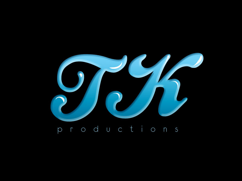 Logo Design by artemissia - Entry No. 152 in the Logo Design Contest TKProductions Logo Re-Vamp.