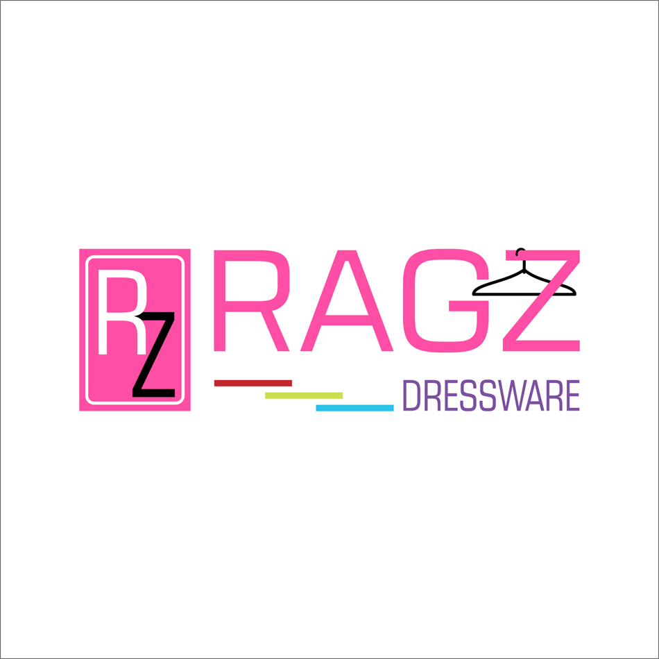 Logo Design by martinz - Entry No. 131 in the Logo Design Contest Ragz Dressware.