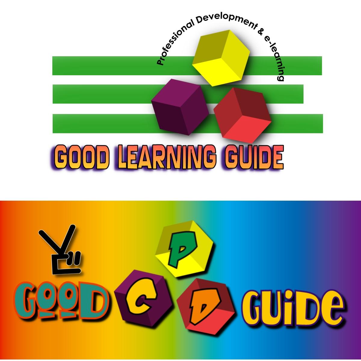 Logo Design by Joseph calunsag Cagaanan - Entry No. 70 in the Logo Design Contest Learning guide logo.