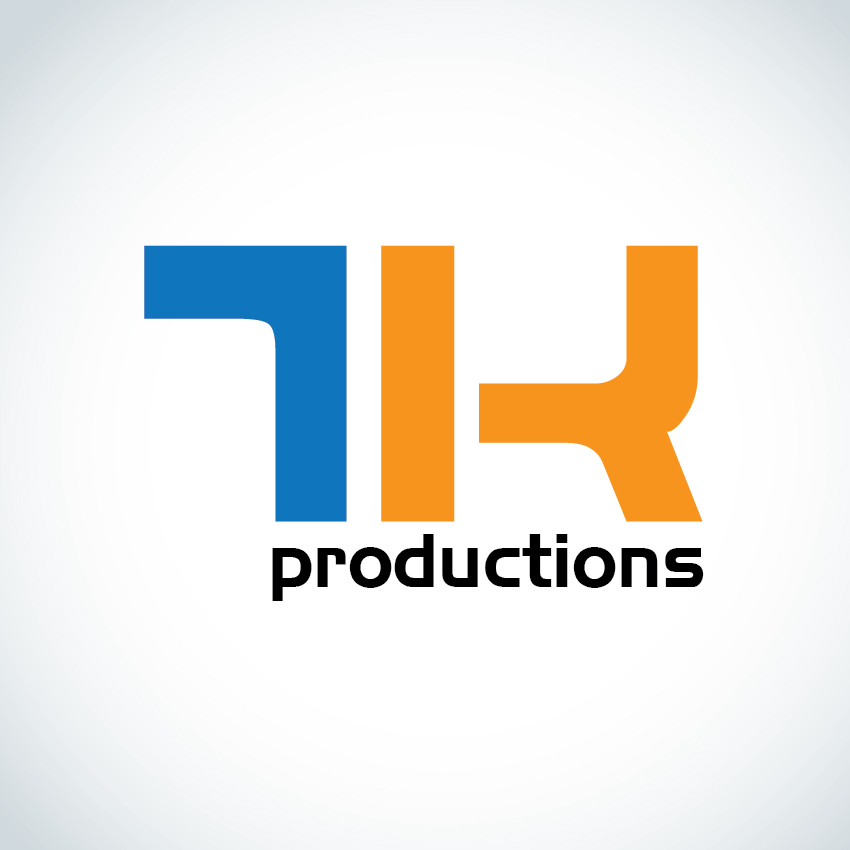 Logo Design by aesthetic-art - Entry No. 157 in the Logo Design Contest TKProductions Logo Re-Vamp.