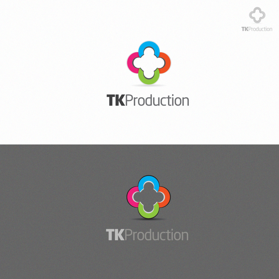 Logo Design by rockpinoy - Entry No. 158 in the Logo Design Contest TKProductions Logo Re-Vamp.