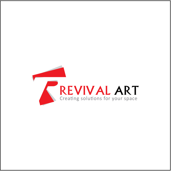 Logo Design by Hoshi.Sakha - Entry No. 169 in the Logo Design Contest Revival Art.