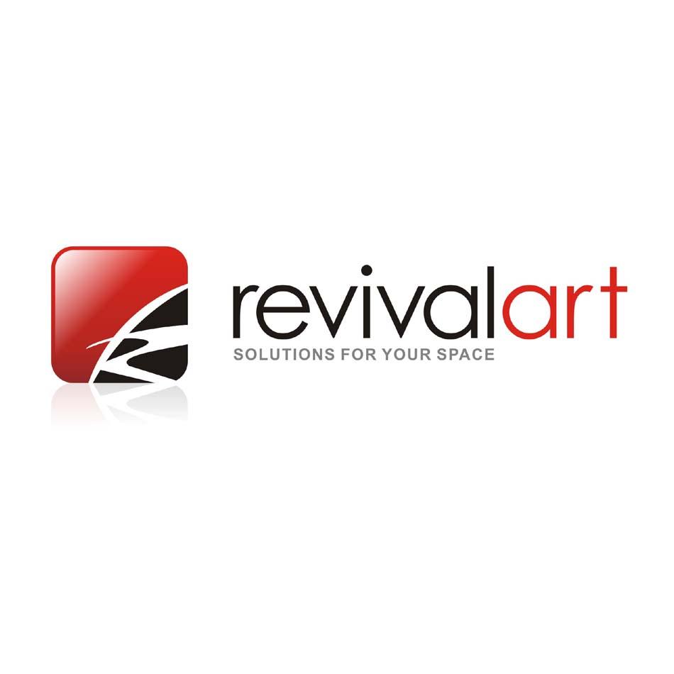 Logo Design by Heru budi Santoso - Entry No. 171 in the Logo Design Contest Revival Art.