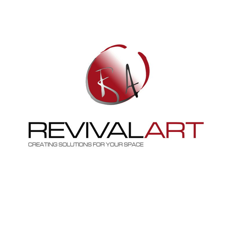 Logo Design by Private User - Entry No. 174 in the Logo Design Contest Revival Art.