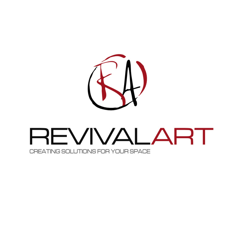 Logo Design by Private User - Entry No. 175 in the Logo Design Contest Revival Art.
