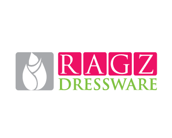 Logo Design by Desine_Guy - Entry No. 150 in the Logo Design Contest Ragz Dressware.