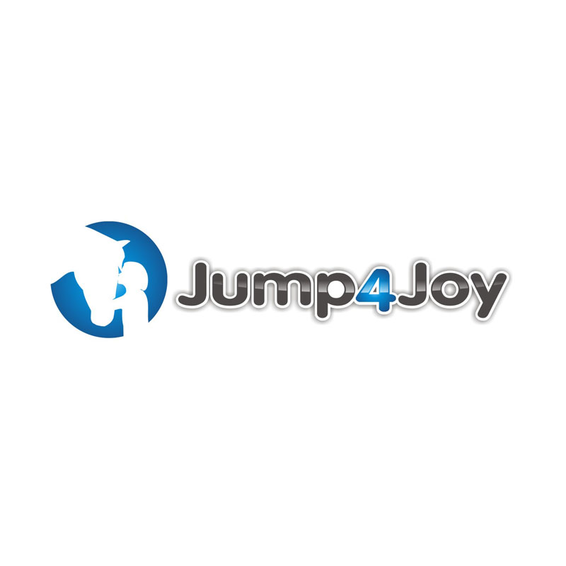 Logo Design by Heru budi Santoso - Entry No. 1 in the Logo Design Contest Jump 4 Joy.