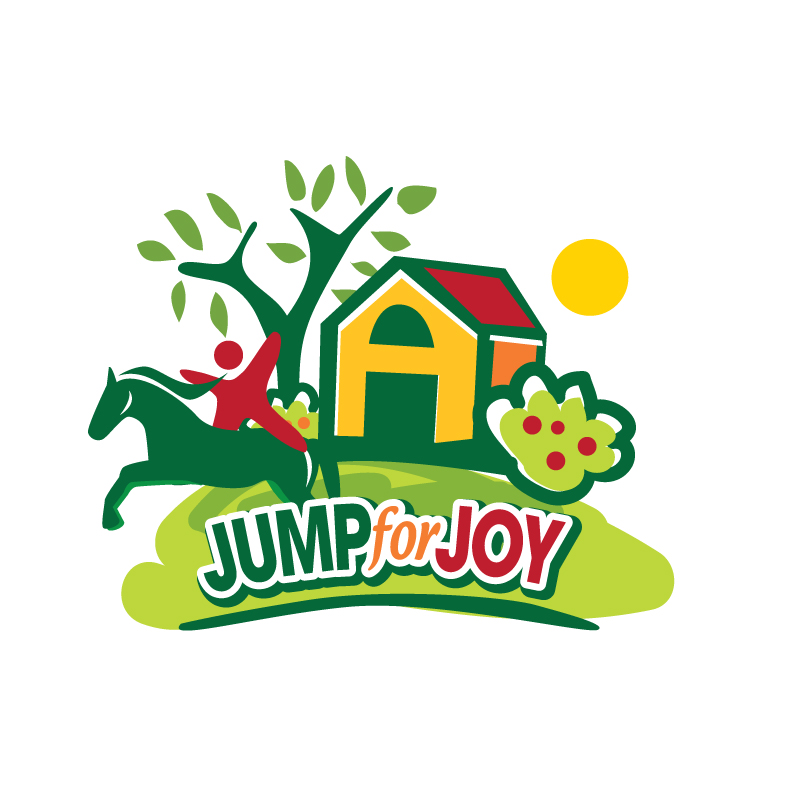 Logo Design by raylenej - Entry No. 2 in the Logo Design Contest Jump 4 Joy.
