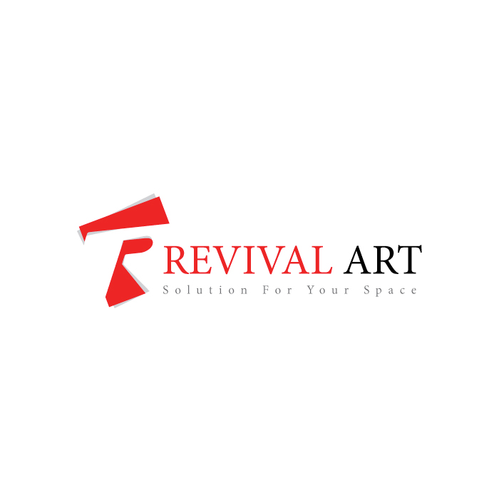 Logo Design by Hoshi.Sakha - Entry No. 176 in the Logo Design Contest Revival Art.