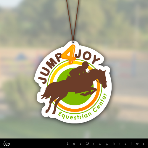 Logo Design by Les-Graphistes - Entry No. 4 in the Logo Design Contest Jump 4 Joy.