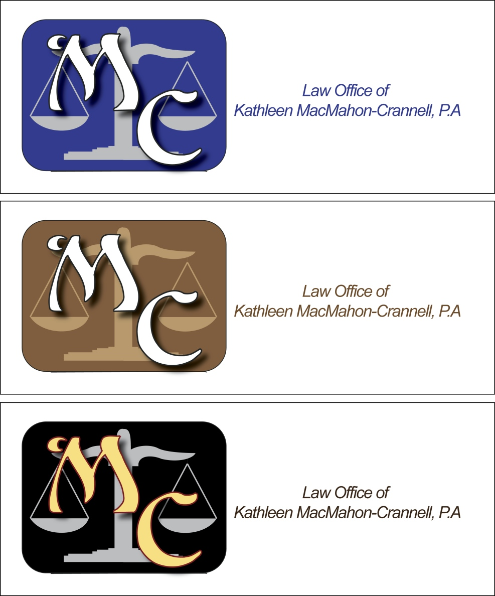 Logo Design by LLP7 - Entry No. 25 in the Logo Design Contest I need a brand new law office logo.