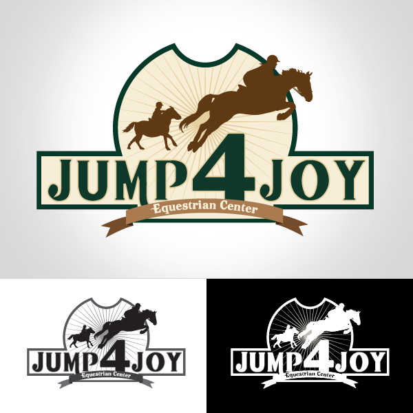 Logo Design by storm - Entry No. 17 in the Logo Design Contest Jump 4 Joy.
