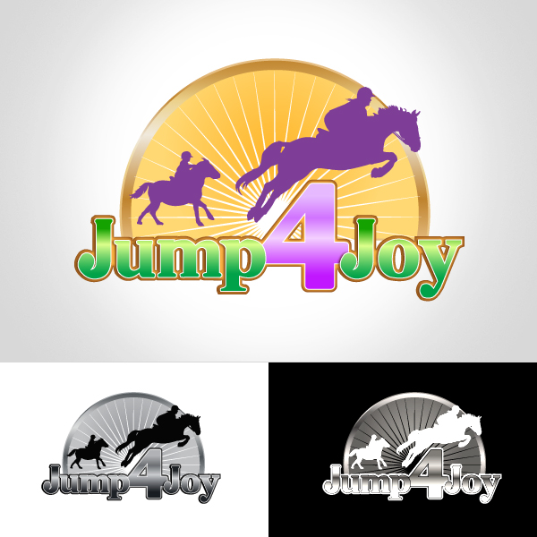 Logo Design by storm - Entry No. 18 in the Logo Design Contest Jump 4 Joy.