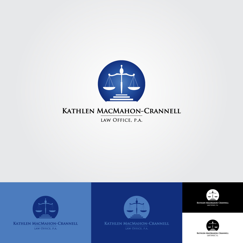 Logo Design by Alpar David - Entry No. 79 in the Logo Design Contest I need a brand new law office logo.