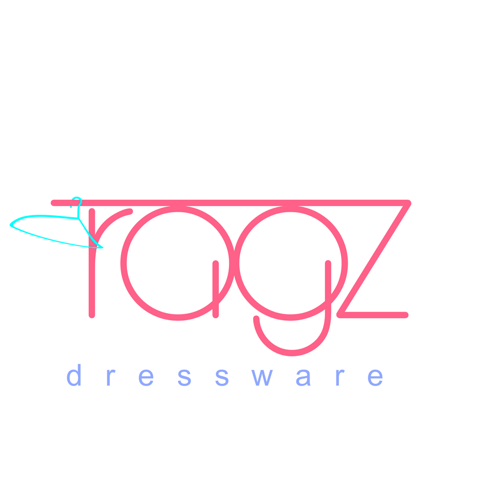 Logo Design by anees - Entry No. 172 in the Logo Design Contest Ragz Dressware.