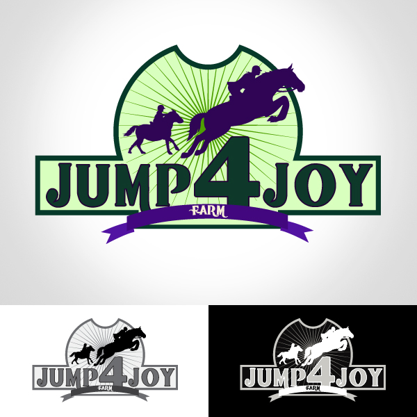 Logo Design by storm - Entry No. 20 in the Logo Design Contest Jump 4 Joy.