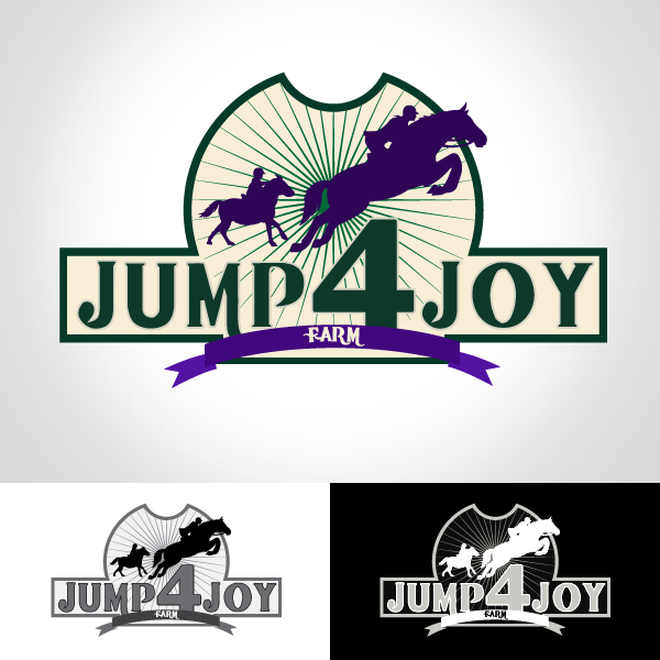 Logo Design by storm - Entry No. 21 in the Logo Design Contest Jump 4 Joy.