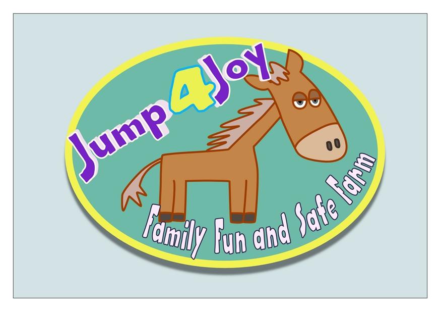 Logo Design by Heri Susanto - Entry No. 22 in the Logo Design Contest Jump 4 Joy.