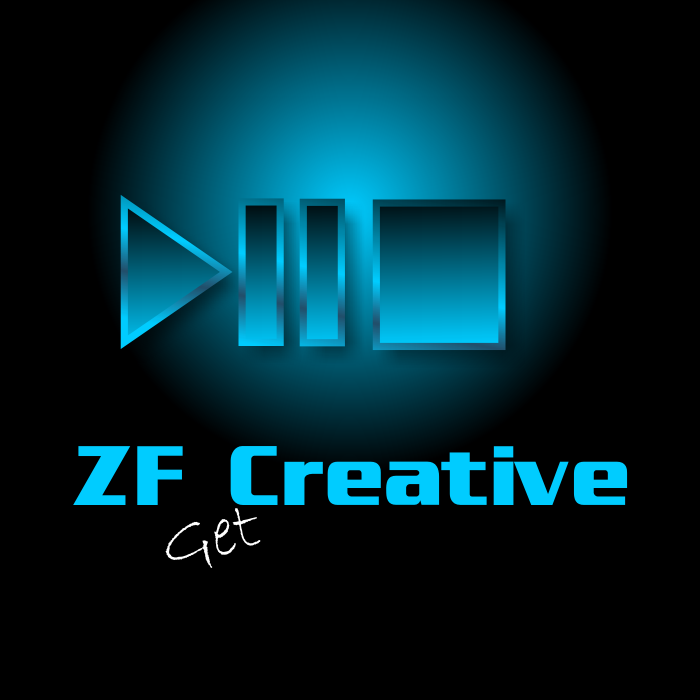 Logo Design by Rudy - Entry No. 1 in the Logo Design Contest ZF Creative Logo Contest.