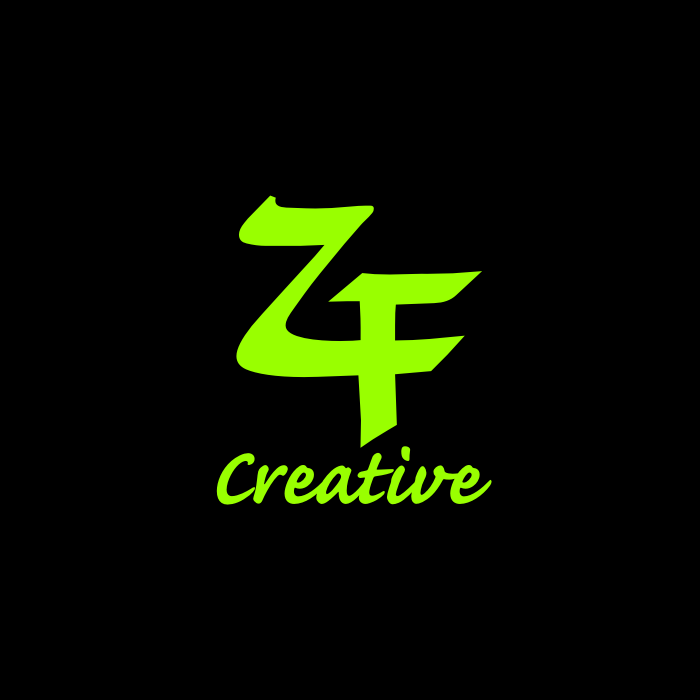 Logo Design by Rudy - Entry No. 4 in the Logo Design Contest ZF Creative Logo Contest.