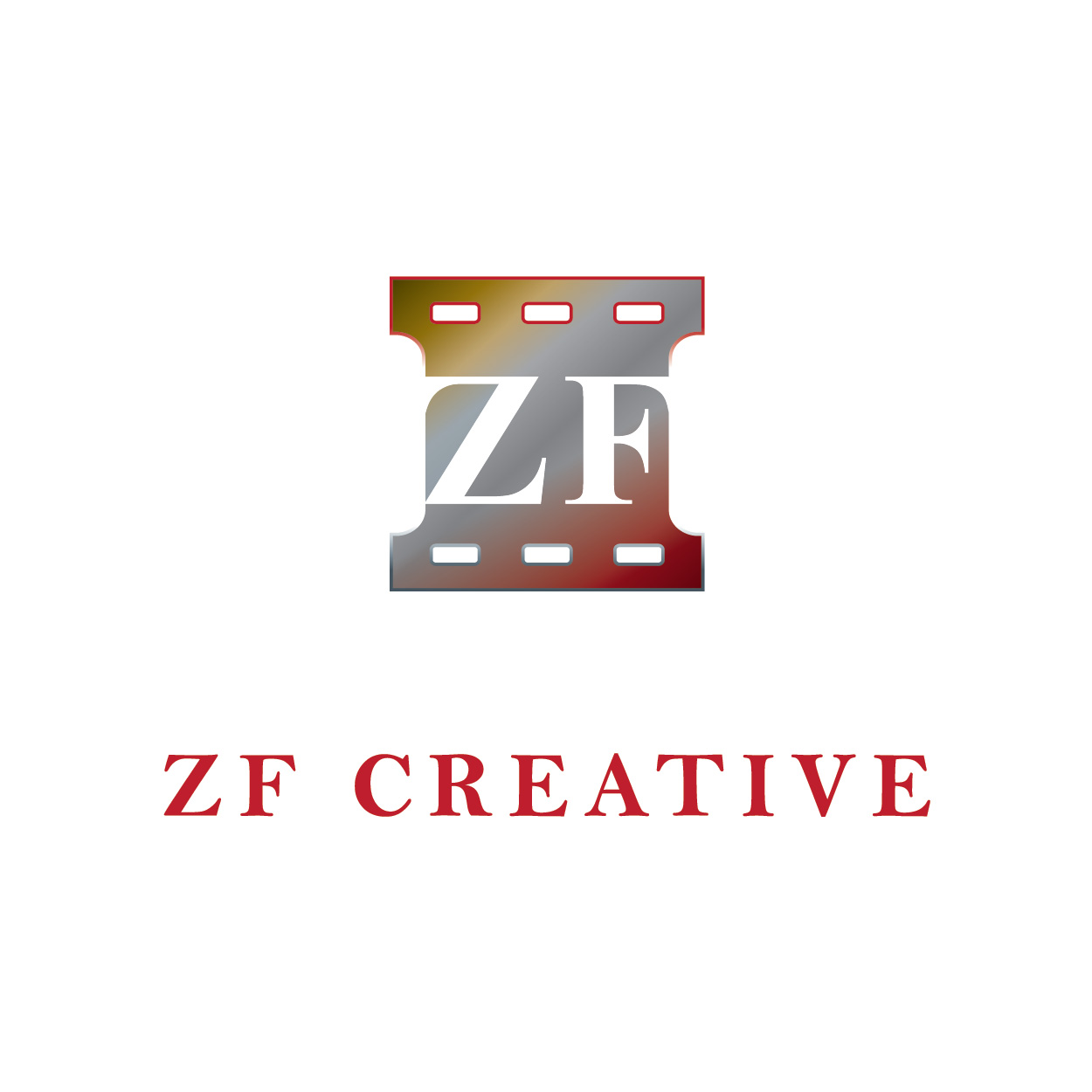 Logo Design by josephope - Entry No. 6 in the Logo Design Contest ZF Creative Logo Contest.