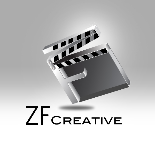 Logo Design by storm - Entry No. 18 in the Logo Design Contest ZF Creative Logo Contest.