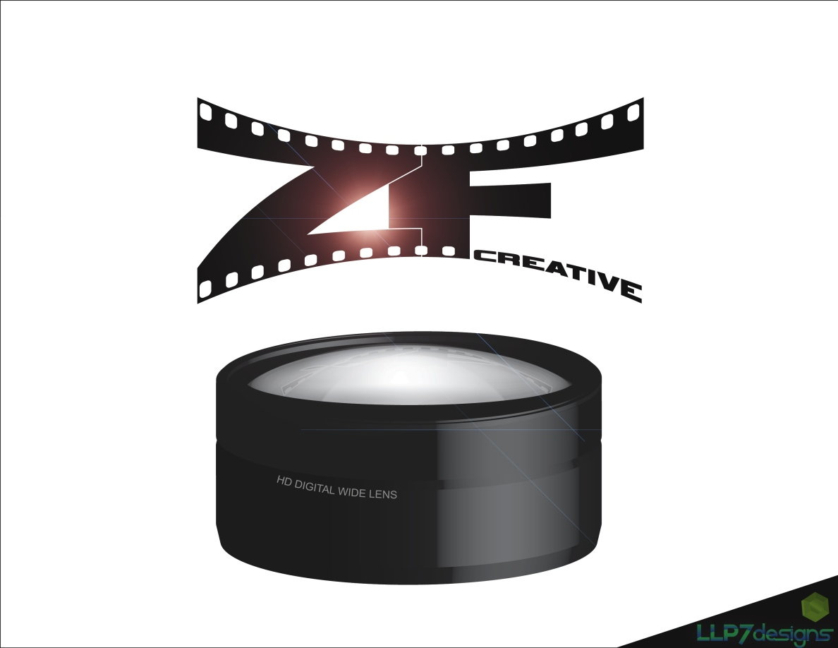 Logo Design by LLP7 - Entry No. 22 in the Logo Design Contest ZF Creative Logo Contest.