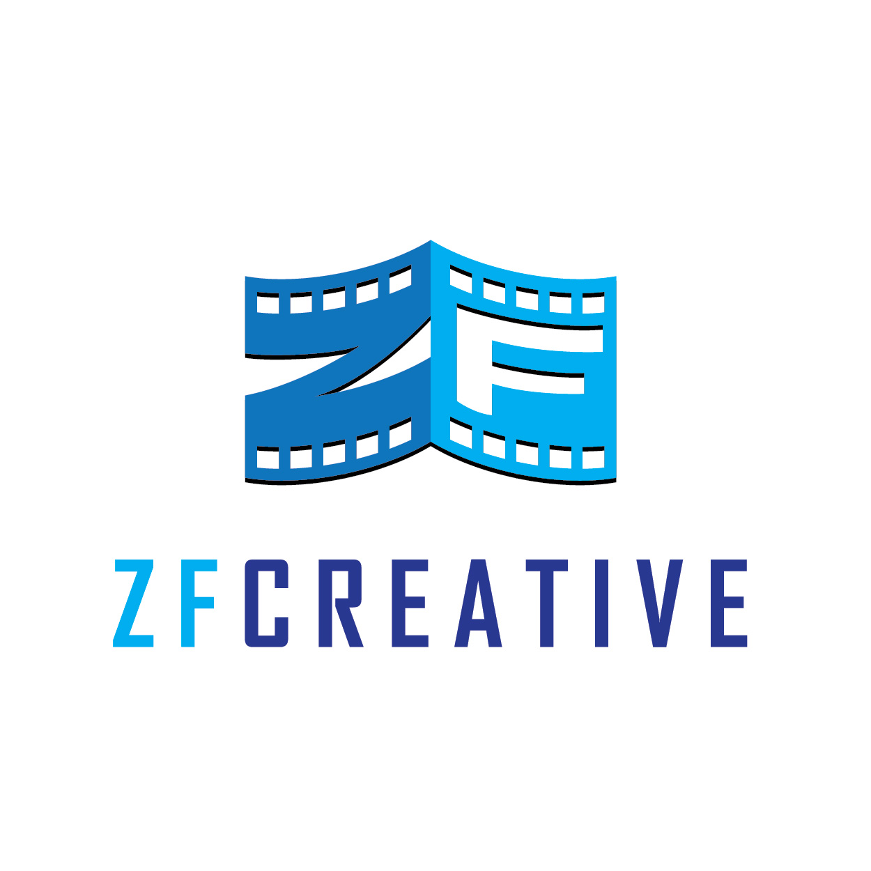 Logo Design by josephope - Entry No. 23 in the Logo Design Contest ZF Creative Logo Contest.