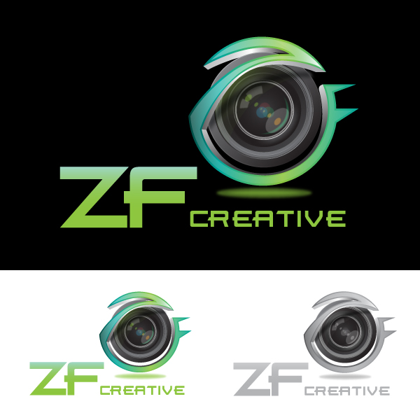 Logo Design by storm - Entry No. 24 in the Logo Design Contest ZF Creative Logo Contest.